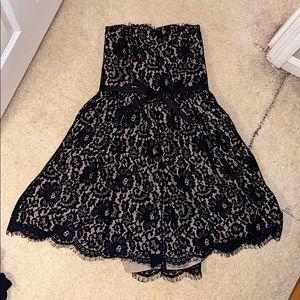 NWT Neiman Marcus Lace Mini Party Dress